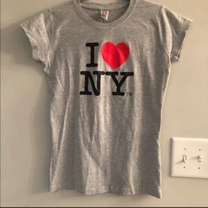 Tops - I LOVE NEW YORK OFFICIAL Graphic t shirt,/XL